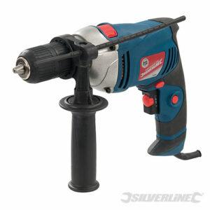 SILVERLINE 126898 Boormachine 710 W-0