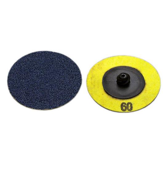 Schuurschijven roloc Ø 75 mm - diverse grofheden-0
