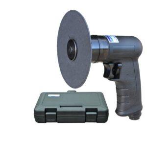 STEINER SR1400K Pneumatische slijper met accessoirs Ø115+125mm-0