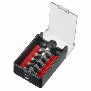 FORCE 21113T Bit set Resistorx 11 delig (6 mm)-0