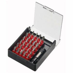 FORCE 2315 Veiligheids bit set 31 delig (6 mm)-0