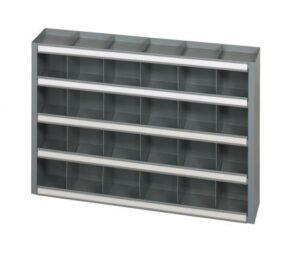 Wielservice / Vakjes materialen kast 62X41X12CM-0