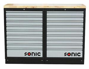 SONIC 4731305 MSS 26`` 18 laden met houten bovenblad-0