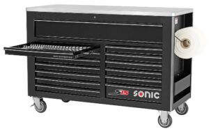 SONIC 795844 Gereedschapswagen S15 gevul (958 delig)-0