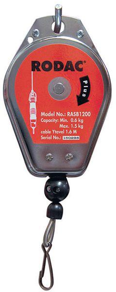 RODAC RASB2000 Veerbalancer 1.0 - 2.0 kg-0