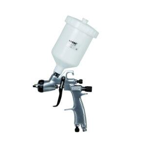 RODAC RC1200H HVLP Verfspuit 1,4 mm + 600CC Plastic Cup-0