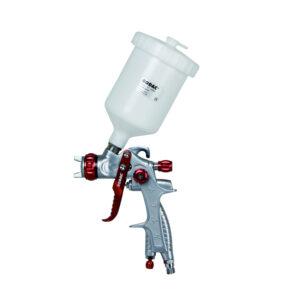 RODAC RC1300H HVLP Verfspuit 1,4 mm + 600CC Plastic Cup-0