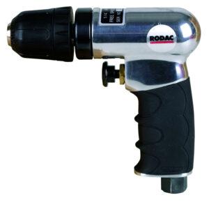 RODAC RC203A Boormachine pneumatisch 6 mm met snelspankop-0