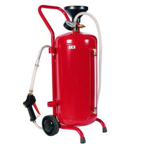 RODAC RQN8010 Olieafgifte unit pneumatisch 24 liter-0