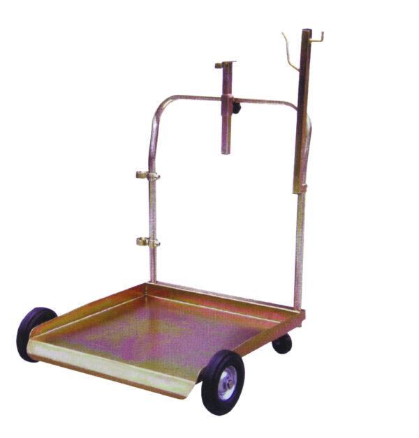 RODAC RQNA7500 Olievaten wagen voor 25 - 60 kg vaten-0