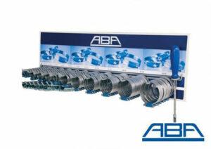 Assortiment slangklemmen ABA 244-delig-0