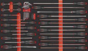 FORCE F2371 Schroevendraaier set XXL 37-delig-0