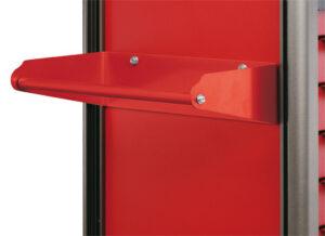 FORCE 102105R Papierrolhouder voor Practical gereedschapswagen Rood-0