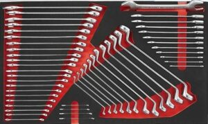 FORCE F5505 Sleutel combinatie set 50-delig-0