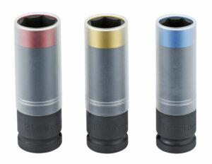 SONIC 300311 Power-krachtdopset 1/2'', voor alu-velgen 3-dlg.-0