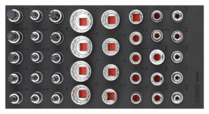 SONIC 303806 Bitdopset 1/2'', 38-dlg. (SAE) SFS 1/3-0