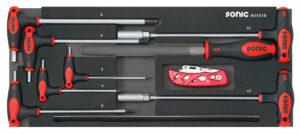 SONIC 601018 Combinatieset voor topbox 4730414 10-dlg.-0