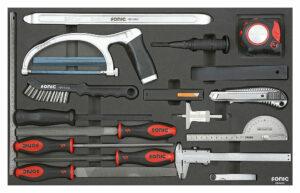 SONIC 604402 Multifunctionele set 44-dlg. SFS-0