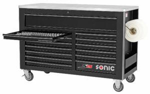 SONIC 771444 Gereedschapswagen S15 (714-delig)-0