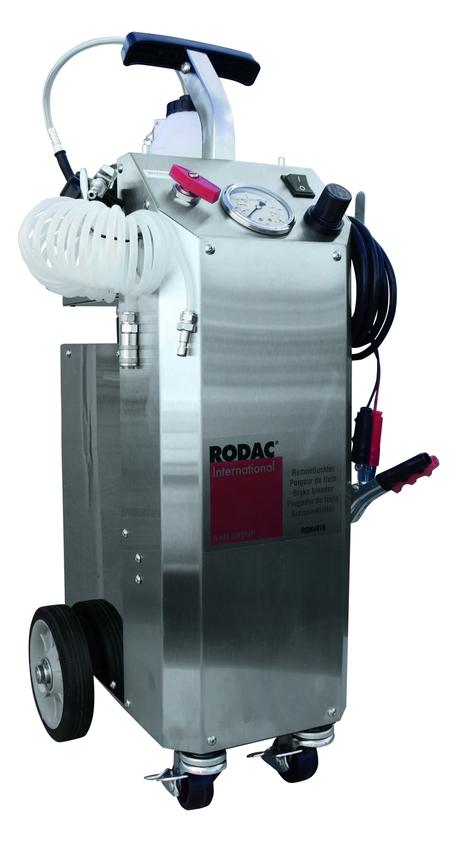 RODAC RQN4076 Electrische Rem- en koppelingsontluchter, 5 ltr.-0