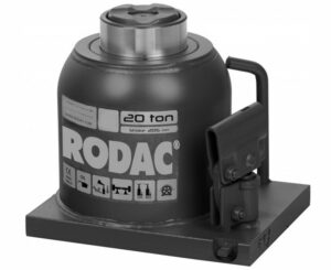 RODAC RQBJTR20 Professionele telescopische potkrik 20 ton-0