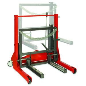 RODAC RQWD600 Wielmontage apparaat 700kg instelbaar-0