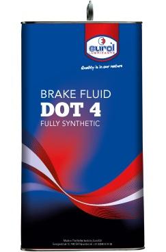 Remvloeistof Eurol DOT 4 (5 liter)-0