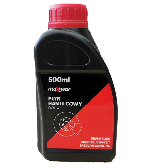 MAXGEAR Remvloeistof DOT4 | 500ml-0