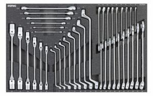 SONIC 603904 Sleutelset 39-dlg. SFS (EPIC)-0
