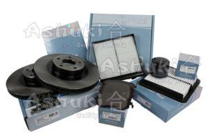 Onderhoudspakket Subaru XV 2.0 2012--0