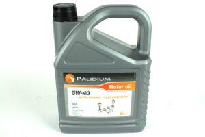 Motorolie Palidium 5W-40 (5 liter)-0