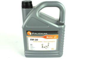 Motorolie Palidium 5W-30 ultra-power (5 liter)-0