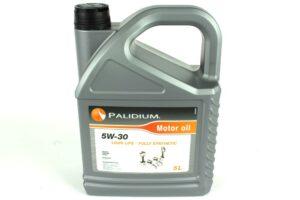 Motorolie Palidium 5W-30 long-life (5 liter)-0