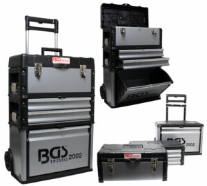 BGS 2002 Mobiele gereedschapstrolley-0