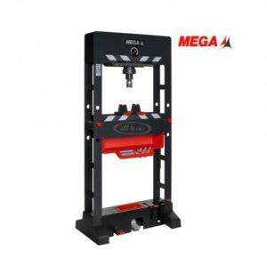 MEGA PRP30G Werkplaatspers pneumatisch 30 ton-0