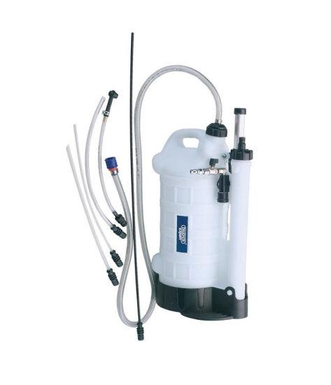 DRAPER D73291 Olie afzuigapparaat, pneumatisch-0