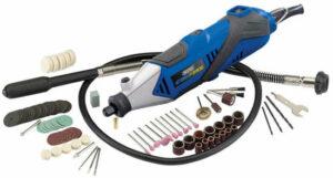 DRAPER D48654 Multislijper kit 230V/135W, 101dlg-0