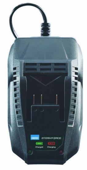 DRAPER D49178 Snellader 20V (tbv 2.0 & 4.0Ah accu's)-0