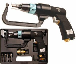 BGS 3205 Pneumatische puntlasboormachine set-0