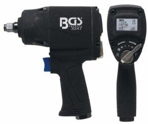 "BGS 3247 Pneumatische slagmoersleutel (1/2"") | 1700 Nm-0"