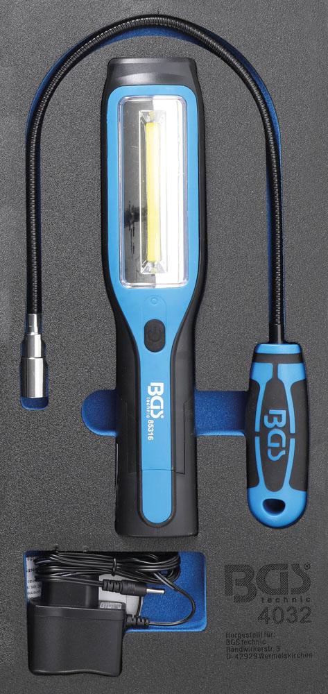 BGS 4032 LED lampen set (3-delig)-0