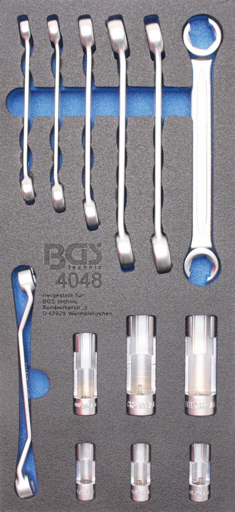 BGS 4048 Leiding sleutel set (13-delig)-0