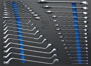 BGS 4089 Sleutel set (35-delig)-0