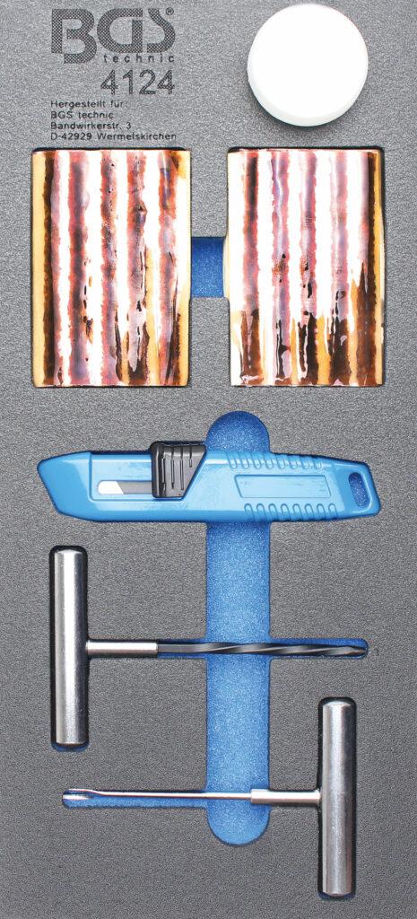 BGS 4124 Banden reparatie set (54-delig)-0