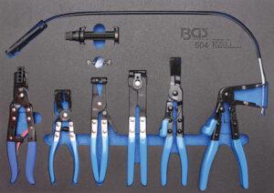 BGS 504 Slangklemmen set (7-delig)-0