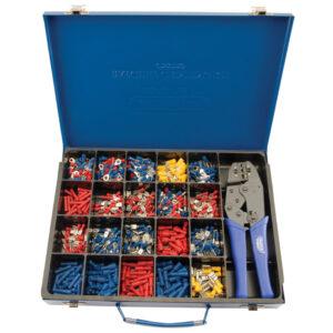 DRAPER D56383 Kabelschoentang set (AMP) assortiment-0