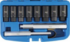 BGS 8656 Velgenslot demontage set 10-delig-0