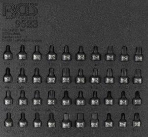 BGS 9523 Krachtdoppen set (40-delig)-0