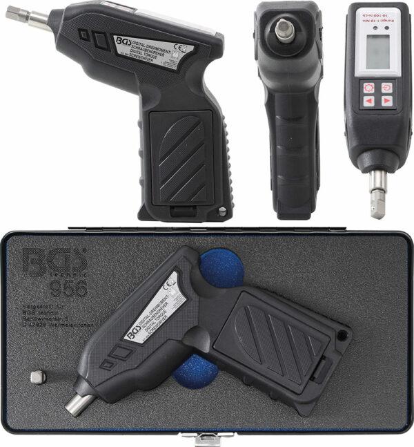 "BGS 956 Digitale momentsleutel (1/4"") | 1 - 10 Nm-0"