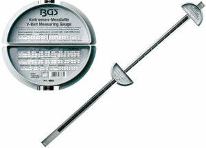 BGS 8863 Aandrijfriem maatlat 500 - 2500 mm-0